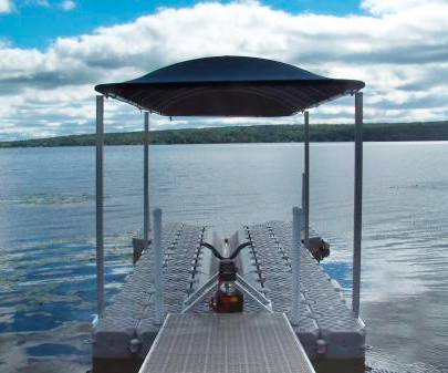 Boat Canopy Over Dock : canopy for boat - memphite.com